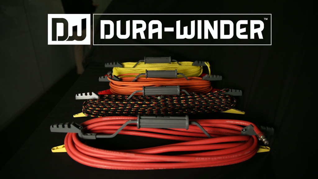 "Dura-Winder "" Wrap it up "" project video thumbnail"