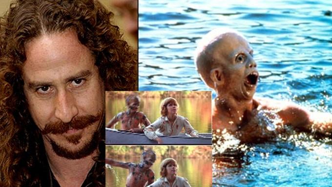 Ari Lehman. Friday the 13th 1980. First Jason Voorhees