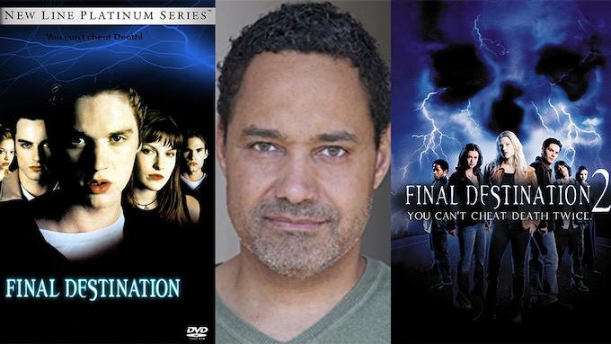 Jeffrey Reddick, Creator and writer of Final Destination. 2003
