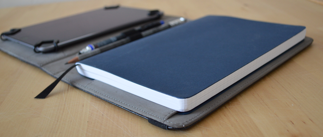 Notebook Folio also available as a reward