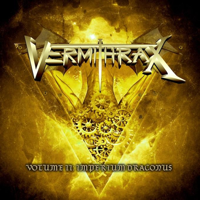 Vermithrax Volume II: Imperium Draconus EP Cover