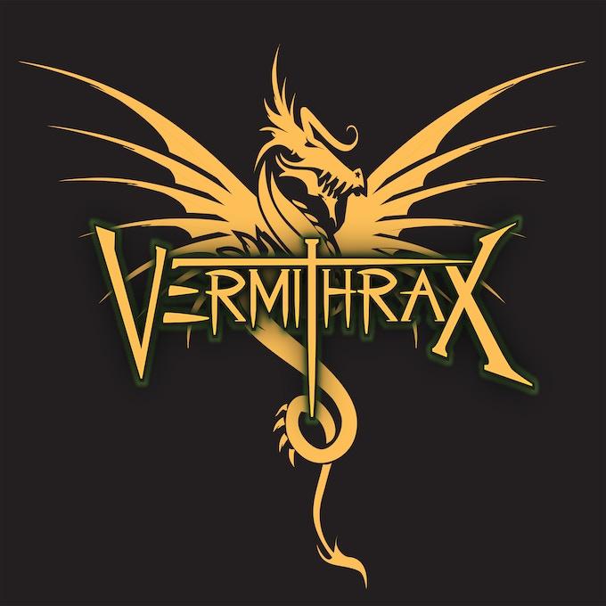 Vermithrax Dragon Logo