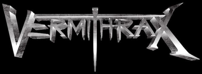 Vermithrax 3D Logo Bumper Sticker