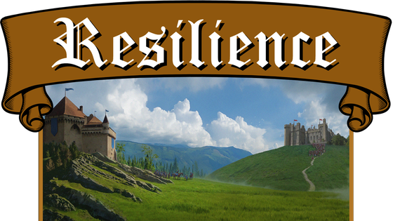 Resilience: 5-6 Player Expansion Board Game