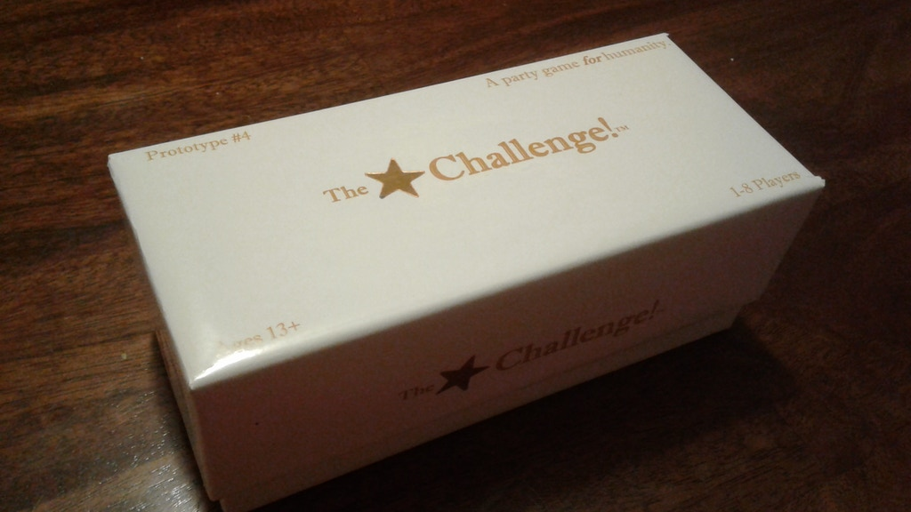 Project image for The Gold Star Challenge!