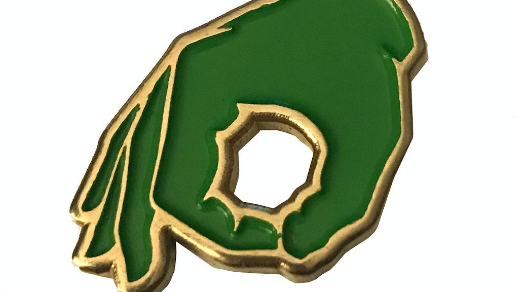 Project image for Gotcha Golf Ball Marker