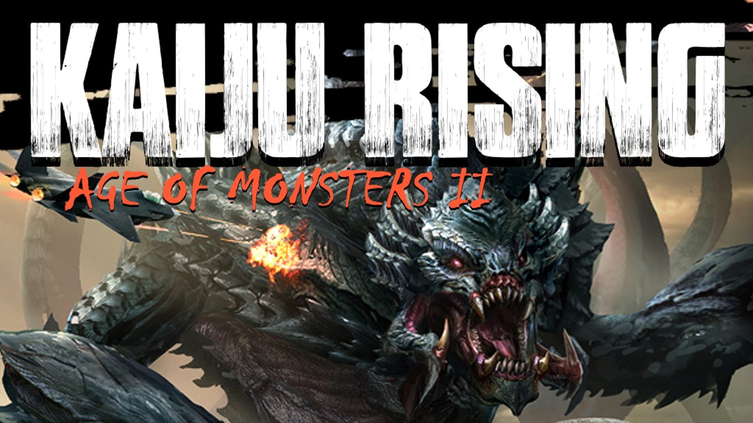 A giant-sized sequel to the hit anthology, Kaiju Rising: Age of Monsters! Featuring stompy and exciting stories about giant monsters!