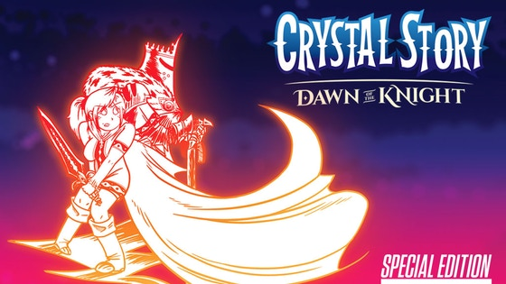Crystal Story: Dawn of the Knight – SE