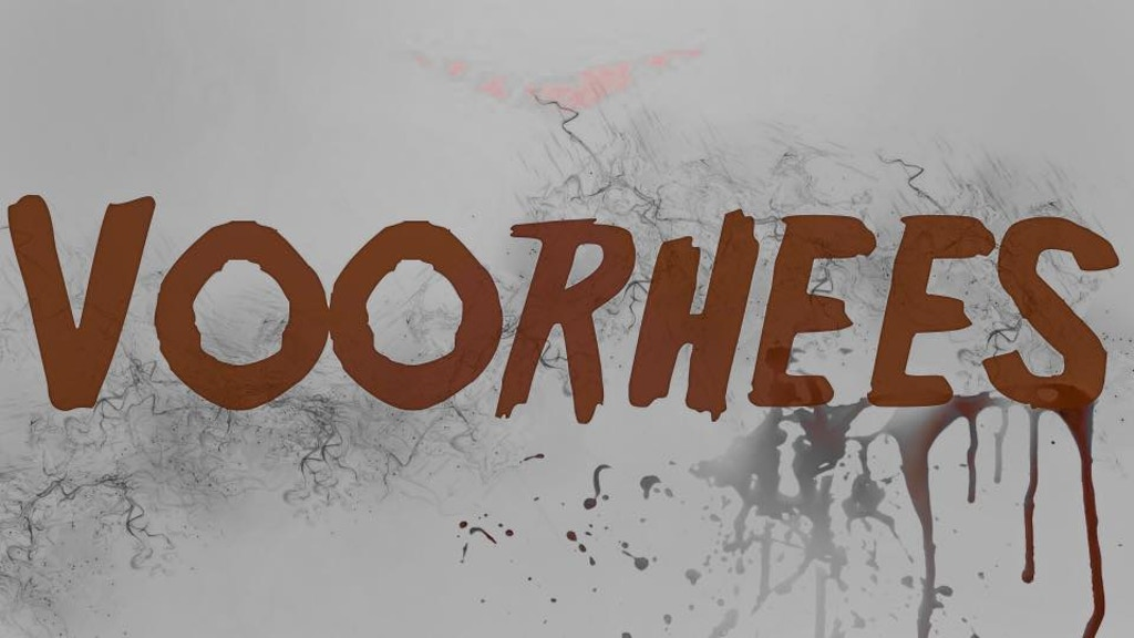 """""""Voorhees"""" A Friday the 13th Fan Film (Final Fund) project video thumbnail"""