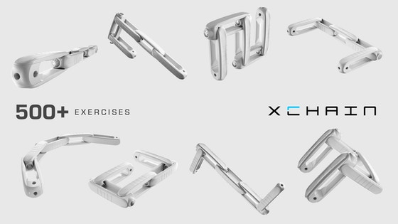 xChain: Engineered for A New Breed of Total-Body Workout