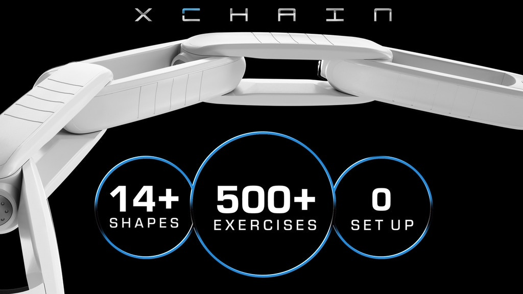 xChain: Engineered for a New Breed of Total-Body Workout project video thumbnail