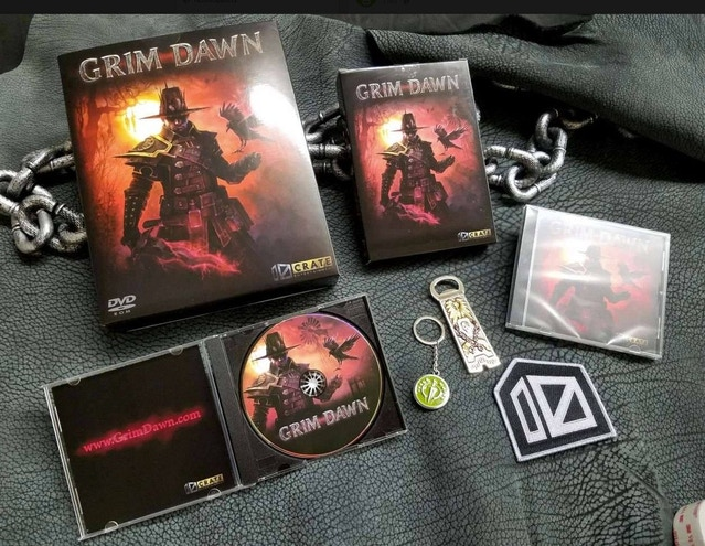 Grim Dawn Physical Goods