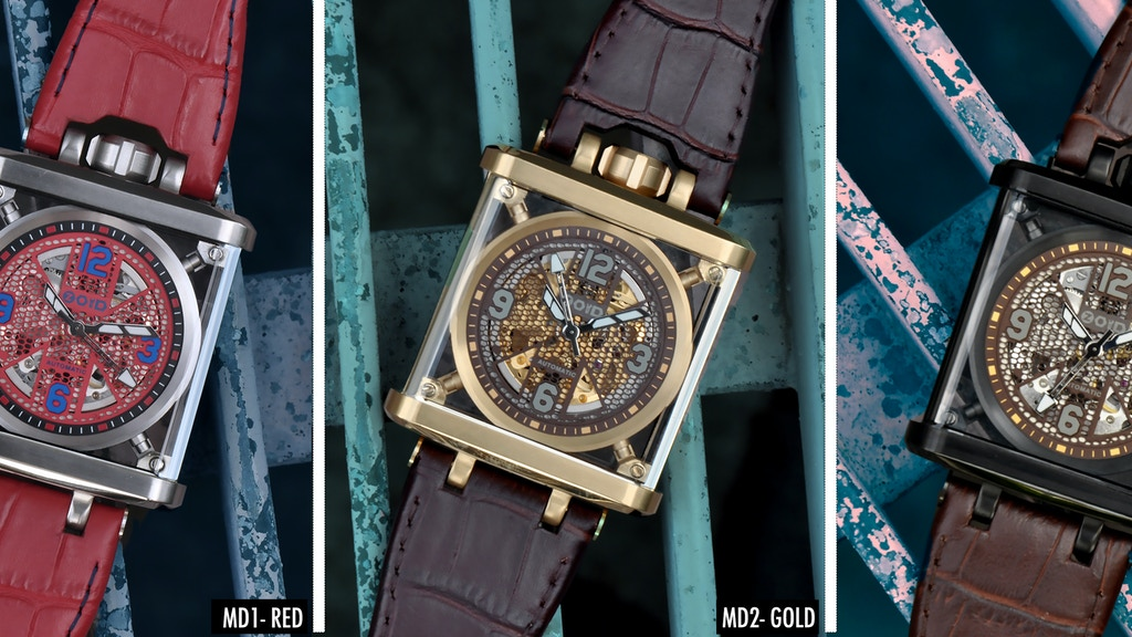 Mastermind | Zoid watches from Australia project video thumbnail