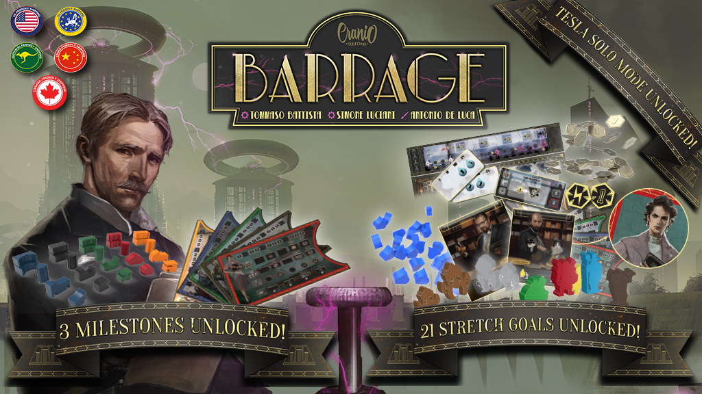 Barrage project video thumbnail
