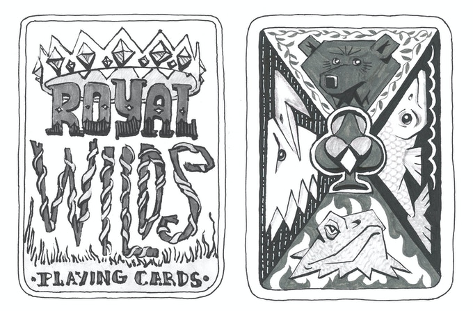 Box Cover and Card Back Designs
