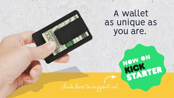 H+ by Heavy - The Slim Wallet Redefined