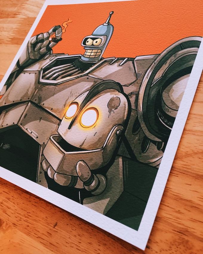 Art Print - Example 02