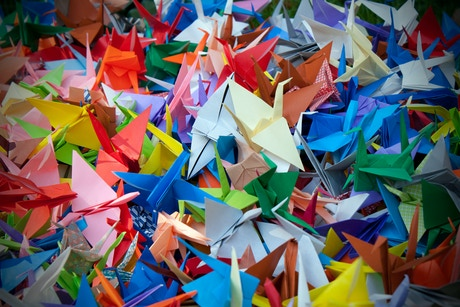 Make 100 Origami Cranes By Gary Allen Kiebach Iii Kickstarter