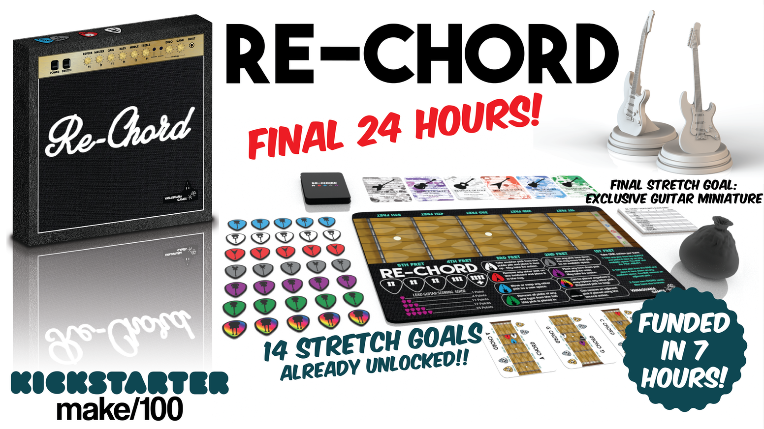 Re Chord By Marshall Britt Kickstarter
