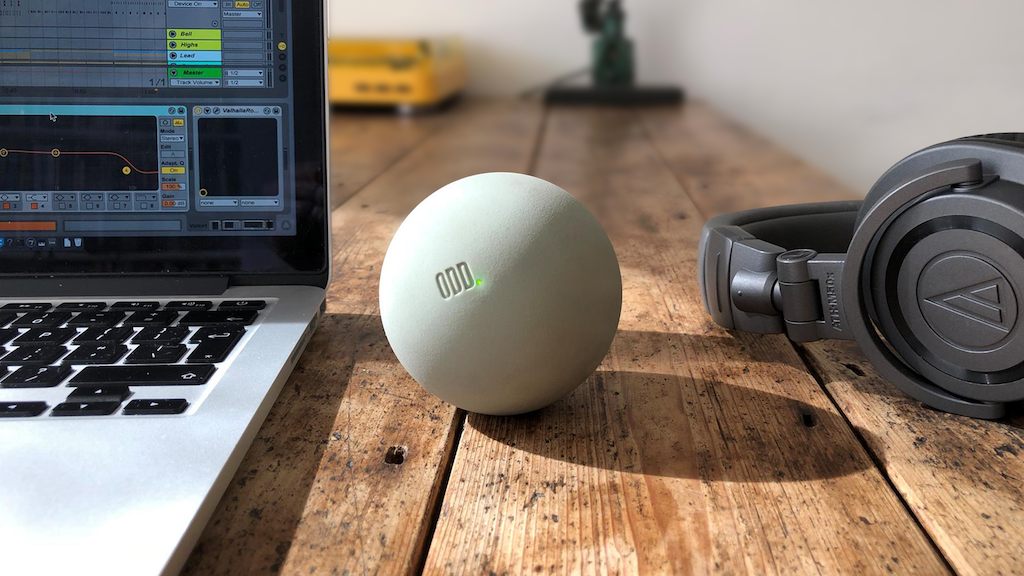 Oddball – The drum machine crammed in a ball project video thumbnail