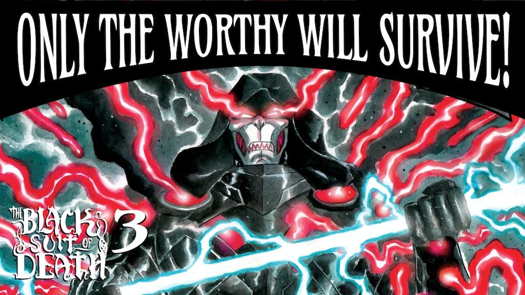 Black Suit of Death 3 project video thumbnail