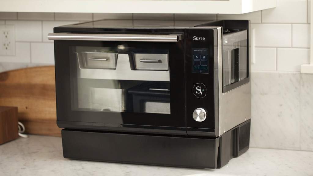 Suvie: Kitchen Robot with Multi-Zone Cooking & Refrigeration project video thumbnail