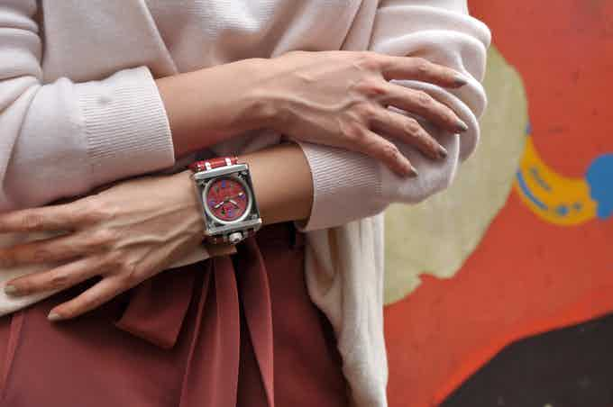MD1. A classic chic watch for both men and women.