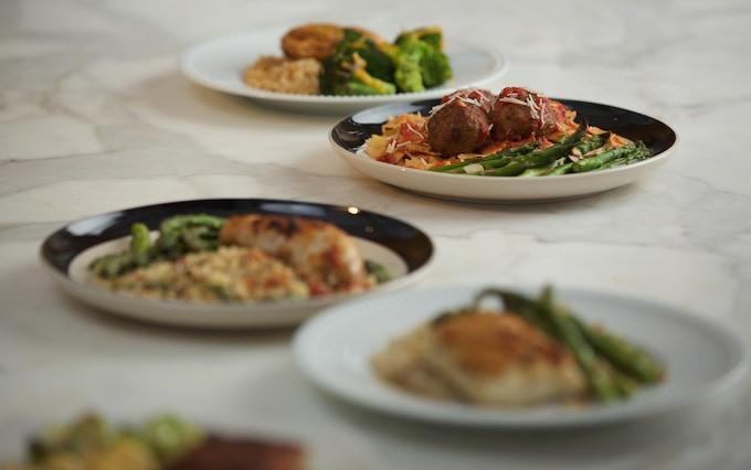 Suvie Smart Meals.