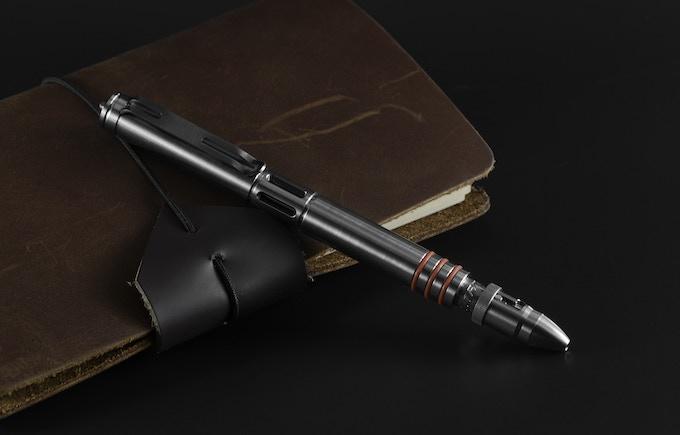 The all new Titaner Bolt Pen