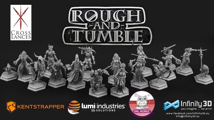 Rough and Tumble 2