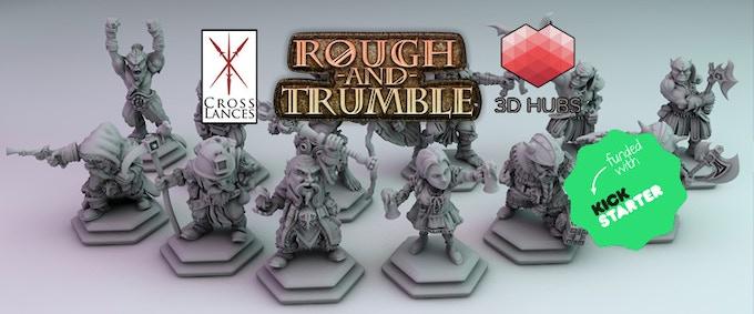 Rough and Tumble 1