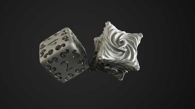 New dice