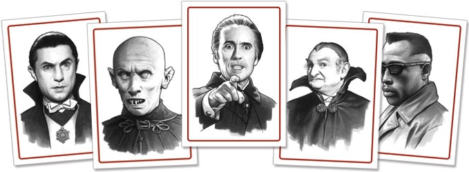 Click to view ALL of the VAMPIRE cards
