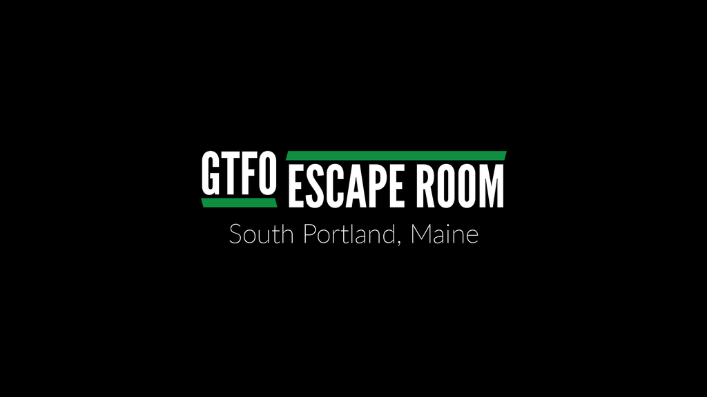 Escape Room South Portland Me Gtfo