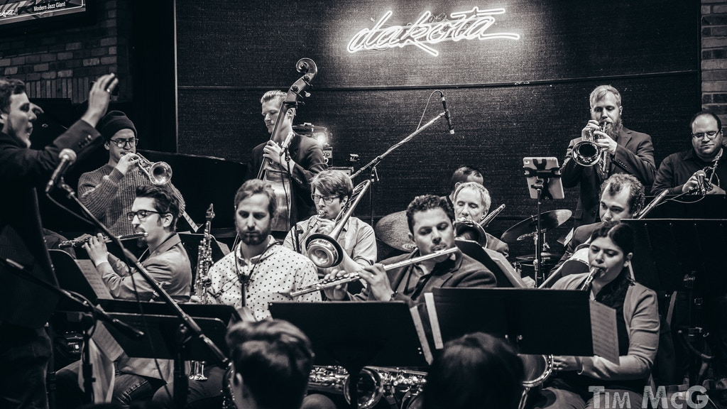 Adam Meckler Orchestra: Studio and Video Session project video thumbnail