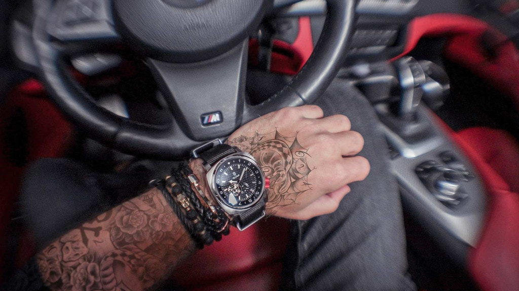 Bomber | An All-Around Badass Everyday Watch