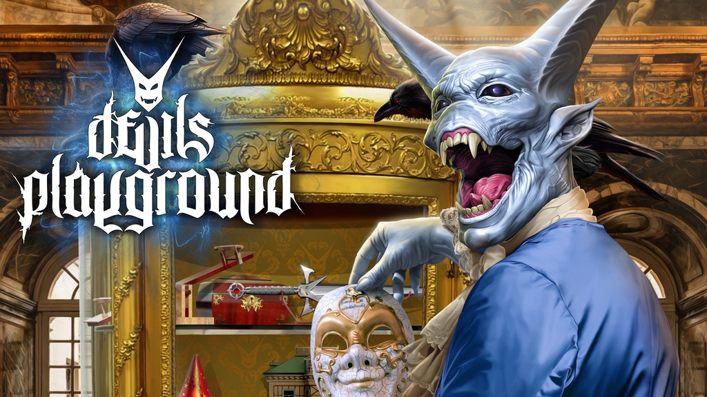 Devil's Playground - New Album 'The Collector' project video thumbnail