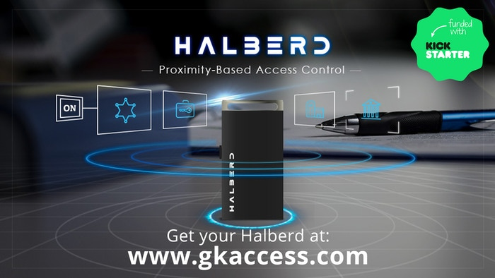 Halberd – Your Computer Key to Kill the Password
