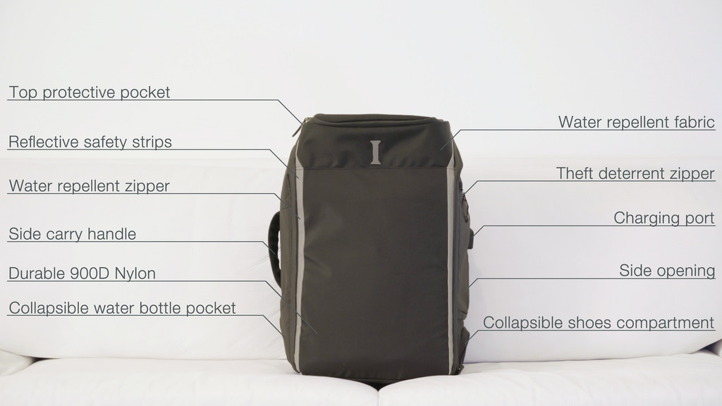 Instinct Packing System: Unlimited Possibilities in One project video thumbnail