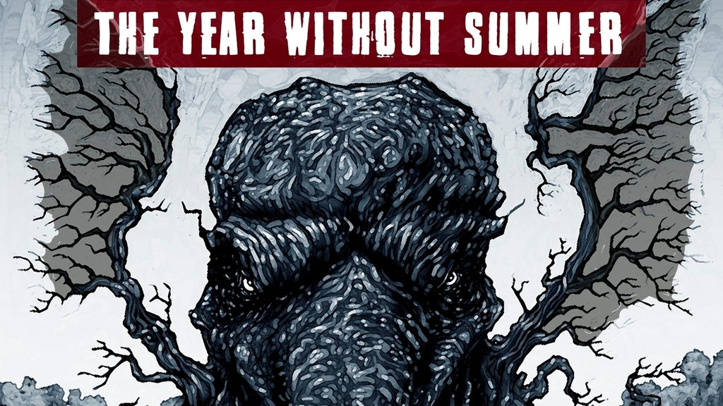 1816 : The Year Without Summer - Unredacted Cthulhu Almanac project video thumbnail