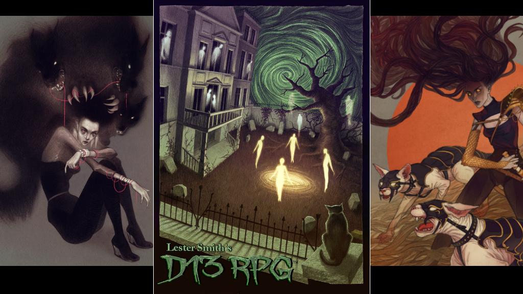 D13 RPG - Personalized Premium Ltd Ed project video thumbnail