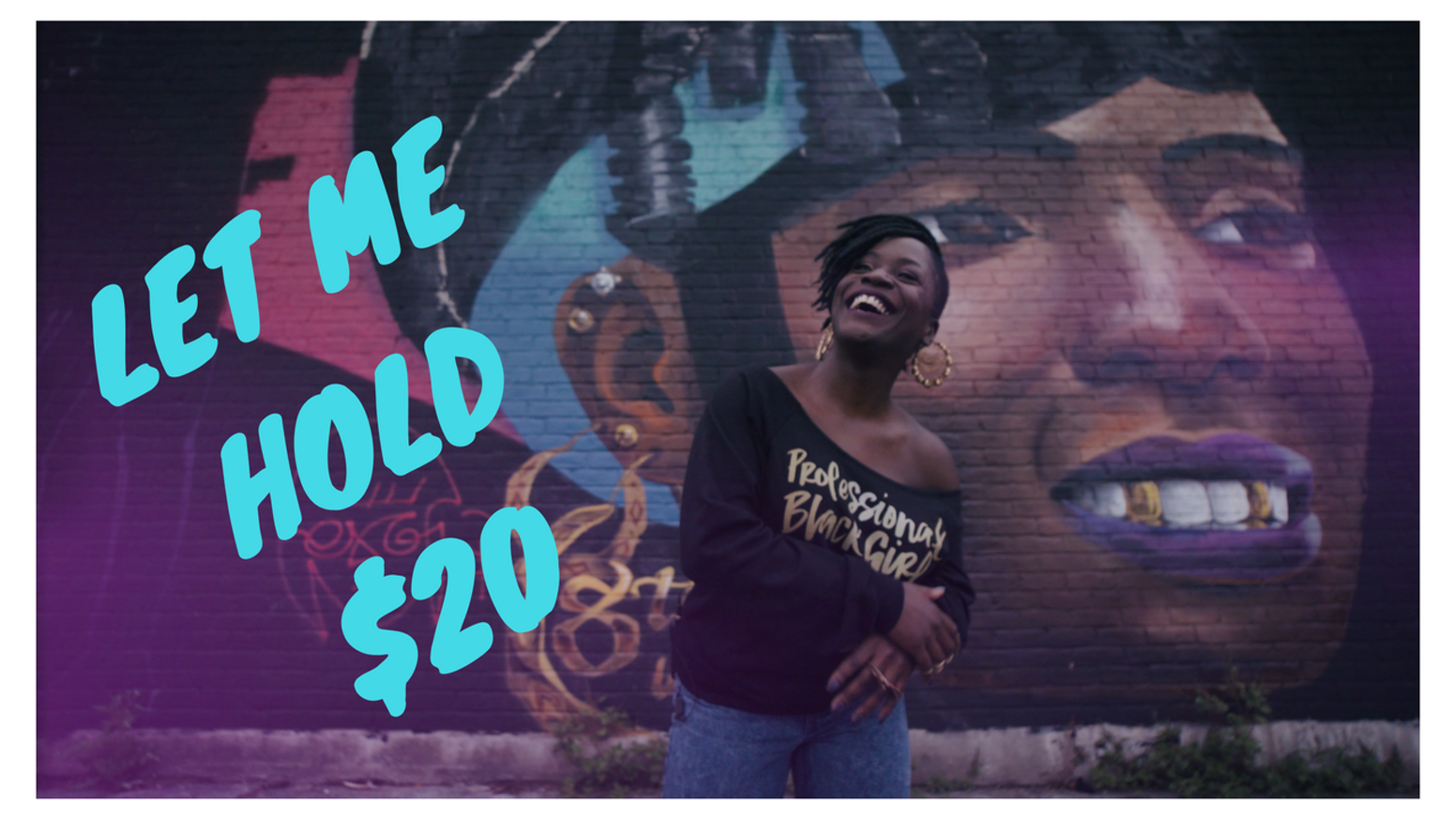 The Professional Black Girl web series celebrates everyday, round-the-way #BlackGirlMagic, this time in New Orleans!