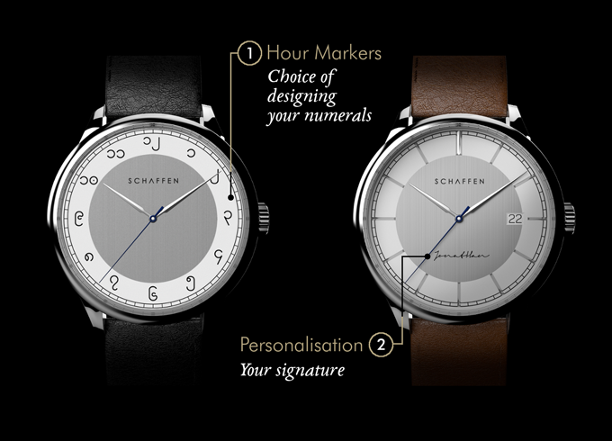 Dial Personalisation