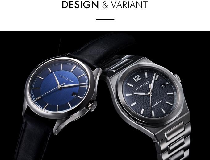 A65 Dress Watch & S65 Sport Watch