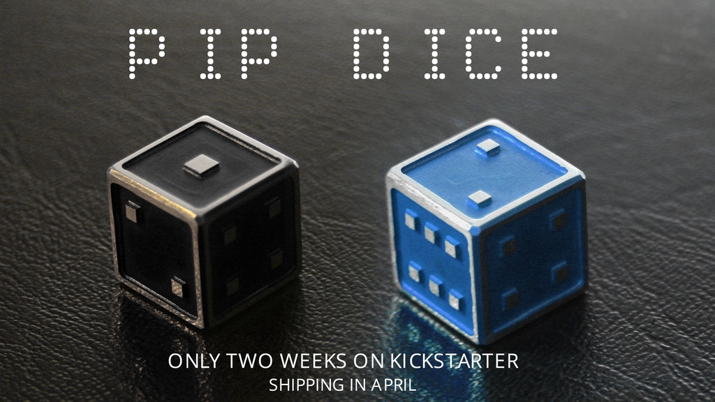 Pip dice (CNC pattern) project video thumbnail
