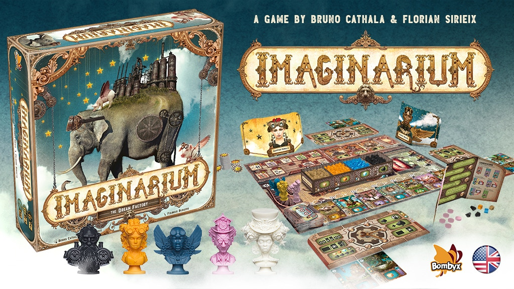 Imaginarium: The Dream Factory (Canceled)