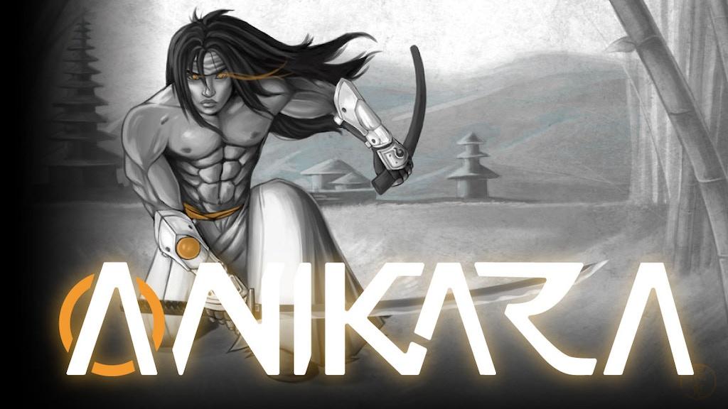 Anikara Issue #1 project video thumbnail