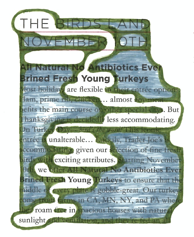 The Young are flexible / ... almost / But less accommodating / unalterable ... given our / exciting attributes / we Young / roam in sunlight