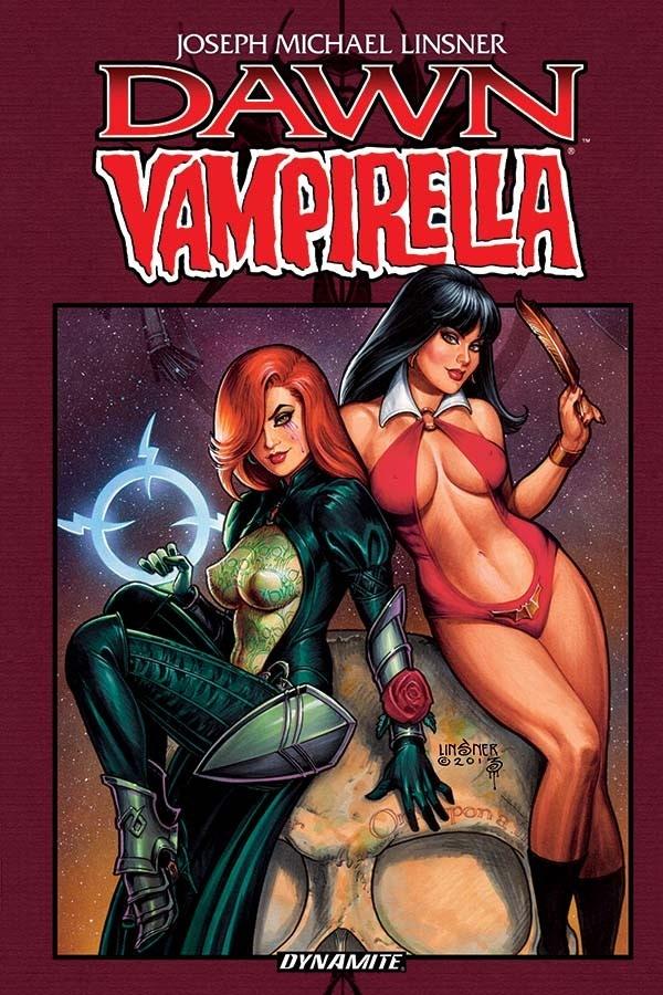 DAWN VAMPIRELLA hardcover collection