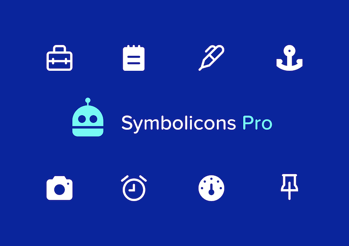 Over 6,000 thoughtfully designed icons that are perfect for UI design, website design, app design, and more.